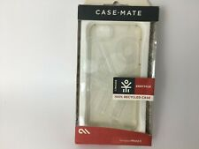 Case Mate Capa Cubrir impacto resistente Para Apple iPhone 5 5S SE Claro