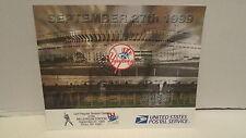 1999 USPS New York Yankees Last Regular Season Game Of The Millenium Station