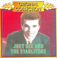 (CD) Original Collection - Joey Dee & The Starliters - Peppermint Twist, Ya Ya