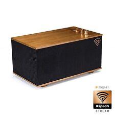 Klipsch The Three Wireless Multiroom-Ready Bluetooth Stereo Speaker B Stock