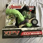 Marvel Avengers XPV Remote Control Jakks Pacific Hulk Smash RC Car Truck 2.4 GHz