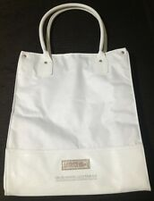 New Lacoste Perfume Pour Elle Tote Bag White Gym Travel Beach  Medium Hot Deal