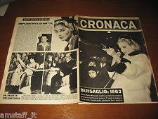 RIVISTA CRONACA=1962/52=COVER HEDY WESSELL=DELITTO FERRARA=