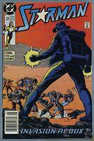 Starman #22 1990 Tom Lyle DC Comics B