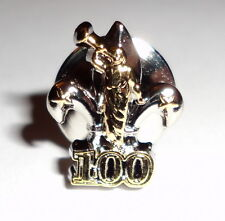 Boy Scouts of America LDS 100th Anniv Lapel Pin - BSA Order of the Arrow OA