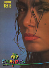 LOREDANA BERTE disco LP 33 MADE in ITALY Carioca ENRICO RUGGERI 1985 SIGILLATO