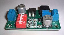 2 Amp TENSIONE 5-32v con DIP swicth impostazione UK STOCK