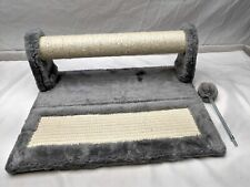 New listing Pawz Road Cat Scratching Post and Pad, Sisal-Covered Cat Scratcher