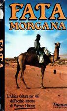 Fata Morgana (1971) VHS Titanus Werner Herzog  Lotte H. Eisner Bachler