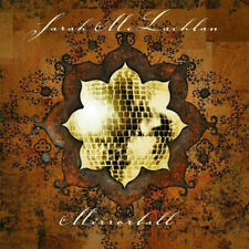 Sarah McLachlan: Mirrorball (20th Anniversary) 180g Silver Coloured Vinyl 2 x LP