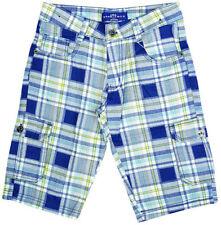 Shorts bleus en 8 ans pour garçon de 2 à 16 ans