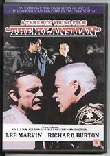 THE KLANSMAN LEE MARVIN RICHARD BURTON LINDA EVANS O J SIMPSON REGION 0 DVD NEW