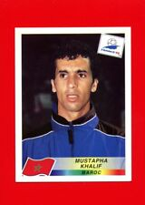 WC FRANCE 98 Panini 1998 - Figurina-Sticker n. 58 - KHALIF - MAROC -New