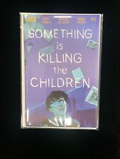 Something Is Killing the Children #3 First Print