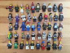 Lego Mini Figure Bundle 50 X
