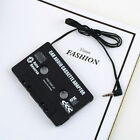 Audio AUX Car Cassette Tape Adapter Converter 3.5 MM for iPhone iPod MP3 CD AL