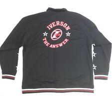 Vintage Reebok Limited Edition Allen Iverson Jacket Men's 2XL The Answer EUC