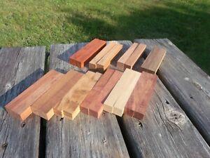 1x marblewood Pluma En Blanco Madera exótica 21x21x150//////madera exótica de torneado