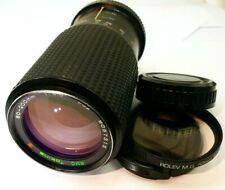 TOKINA 80-200mm f4.5 manual focus for Pentax K PK M mount K1000 RMC II