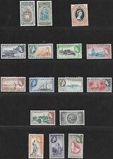 BARBADOS 1951 - 1958 MHR