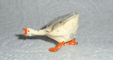 """Vintage Lead Britains Farm """"Angry Gander"""" #519 Excellent Cond. Free Ship Lot C"""