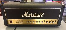 Vintage Marshall Lead 100 Mosfet Guitar Amp Amplifier Head 3210