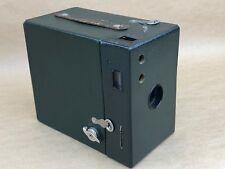 KODAK Rainbow Hawk Eye No. 2A Model B Dark Green Vintage 116 Film Camera
