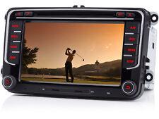 "Per Passat Skoda Golf 5 Fabia 7"" HD Autoradio Navigatore 3G WIFI 2 DIN Bluetooth"