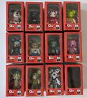 QEE 2004 Series 1 Lot of 12 Vinyl Figures 2.5\
