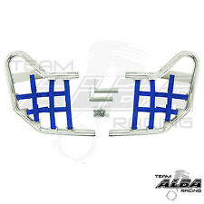 TRX 400EX TRX400EX Honda   Nerf Bars  Alba Racing       Silver Blue 211 T1 SL