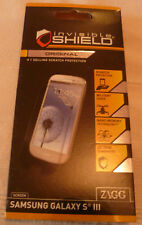 ZAGG invisibleSHIELD per Galaxy S3 Screen Protector (1st CLASSE P + P)