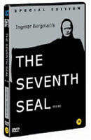 The Seventh Seal / Det sjunde inseglet (1957) Ingmar Bergman DVD *NEW