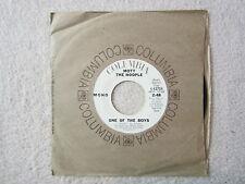 Single /  Mott The Hoople – One Of The Boys / PROMO / 1972 / RARITÄT / US PRESS