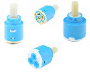 Replacement Ceramic Mixer Tap Cartridge Disc Valve Basin Sink 25,35,40 mm