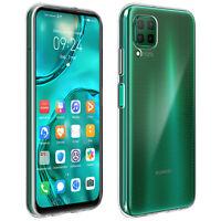 Coque Huawei P40 Lite Rigide et Film Écran Verre Trempé 9H Transparent