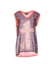 Just Cavalli 100% Originale T-shirt Donna/Women TG.L - 65%