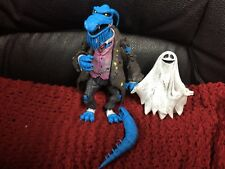 MUPPETS SHOW Palisades Exclusive UNCLE DEADLY w/ GHOST Action Figure