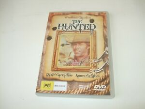 The Hunted - DVD **Free Postage** David Carradine James Gregory