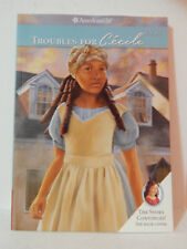 Troubles for Ce'cile's Vol 4, by Denise Lewis Patric, 2011 softcover