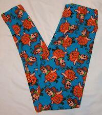 lularoe talla única OS Leggings Para Dama Halloween Vacaciones Calabaza jack o