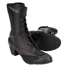 Bottes noirs Bering pour motocyclette femme
