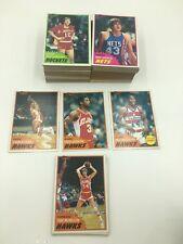 1981-82 Topps Basketball Complete Set Near Mint