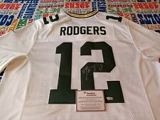 Aaron Rodgers Autographed NIKE Limtd Green Bay Packers Jersey FANATICS & STEINER
