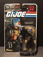 G.I. Joe 25th 30th 50th FSS Club Exclusive Final 12 A Team Black Spider MOC