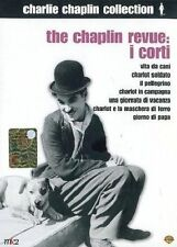 Charlie Chaplin Collection - Chaplin Revue: I Corti (1959) 2-DVD DigiPack
