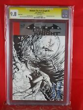 DC Comic Batman: The Dark Knight #5 CGC SS 9.8 Signed David Finch WRAP SKETCH
