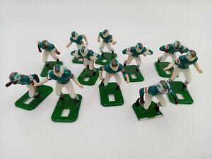 Vintage Tudor electric NFL Dolphins football team 68-70 seasons 11 players Lot