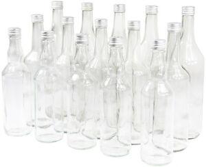 Spirituosenflasche Weinflasche Glasflasche leere Flasche neu