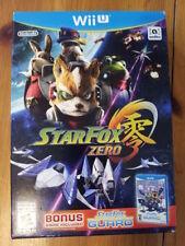 StarFox Zero & StarFox Guard [Nintendo Wii U Games] New SHIPS TODAY