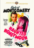 Haunted Honeymoon [New DVD] Manufactured On Demand, Full Frame